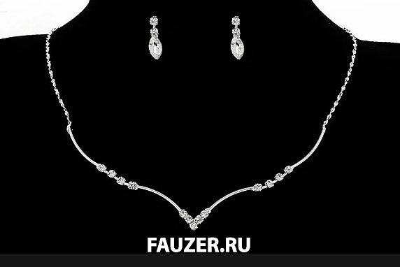 Бижутерия наборы интернет магазин Fauzer