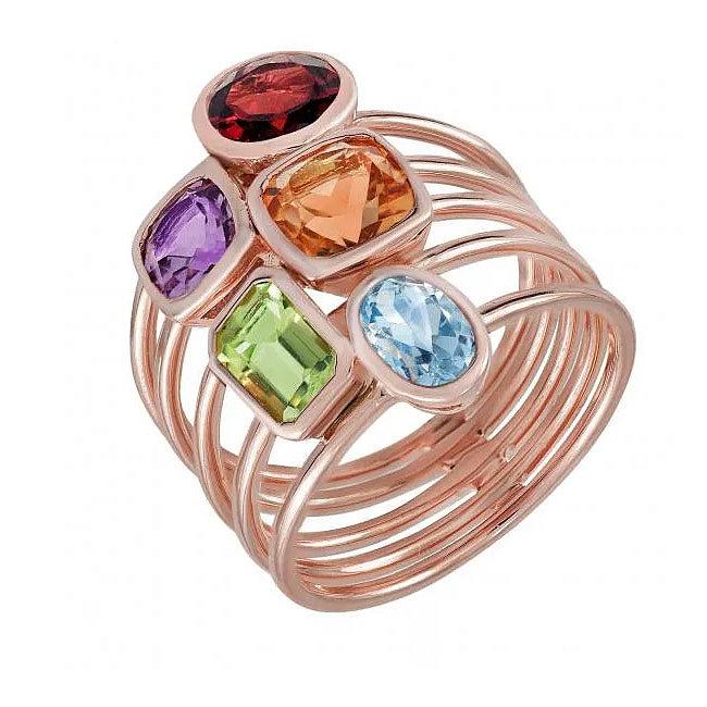 Оригинальная бижутерия - кольца женские