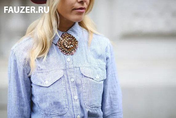 сУкрашаем одежду с помощью красивых аксессуаров - элитные брендовые броши