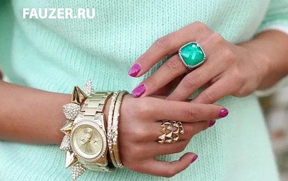 Стильные, модные и необычные браслеты на руку от Fauzer