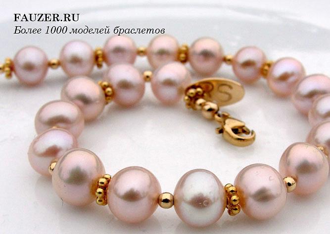 Твёрдый золотые браслеты с кристаллами Swarovski