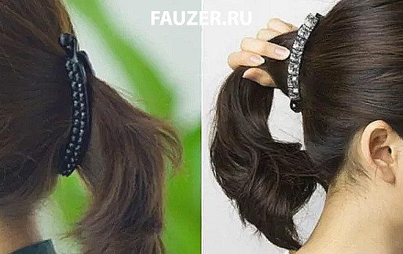Заколки, гульки, бублики для волос  купить