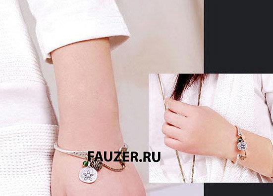 Красивые женские браслеты тонкие - как правильно подобрать