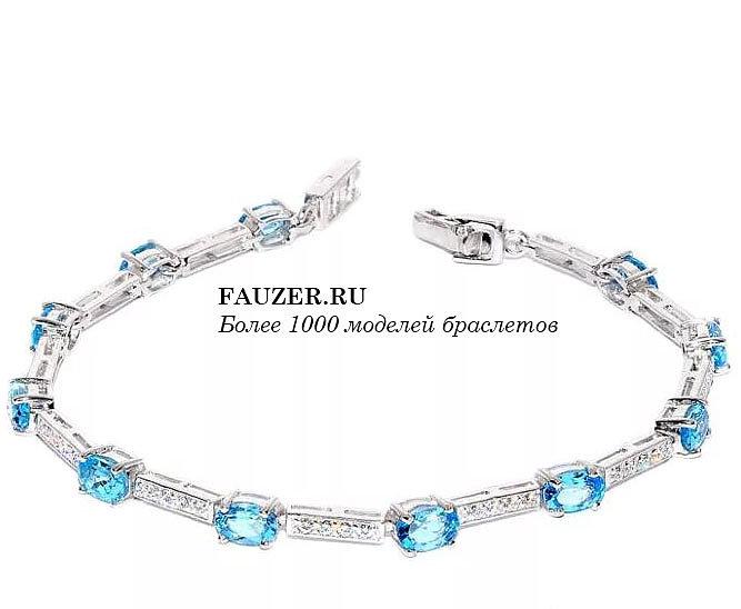 Дизайнерские женские браслеты на руку - бижутерия