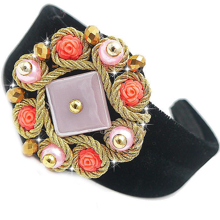 Брендовые кожаные браслеты для женщин весна 2018