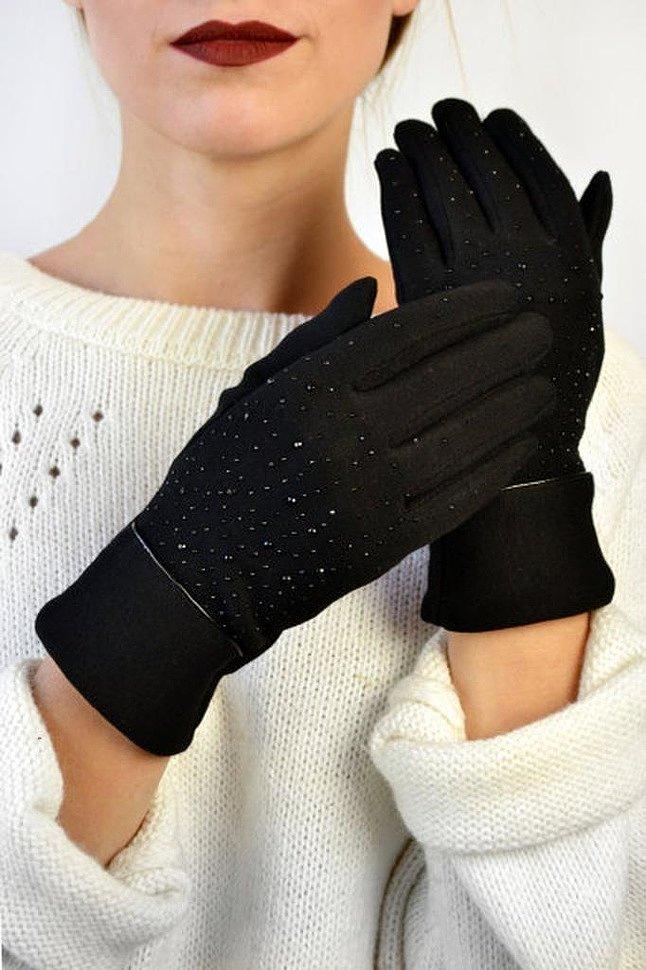 Кашемировые перчатки Fauzer