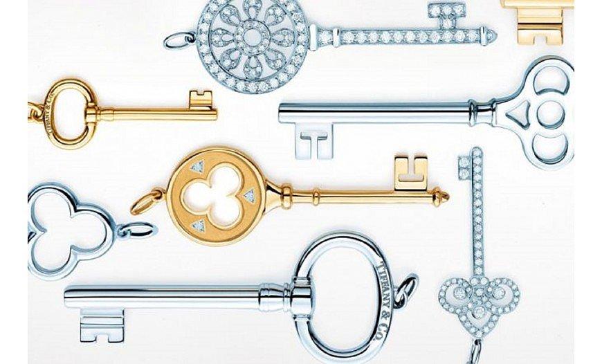 Подвески и кулоны Fauzer в виде ключа
