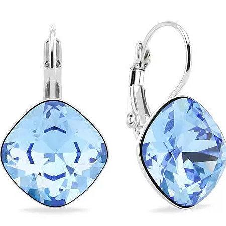 Ювелирные изделия  - серьги с кристаллами Сваровски