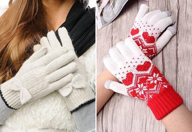 Перчатки трикотажные Fauzer