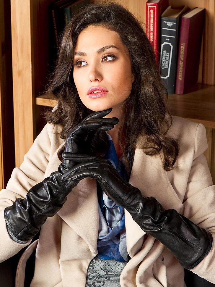 Длинные перчатки Fauzer