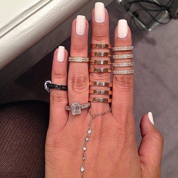 Кольцо Fauzer на фалангу пальца