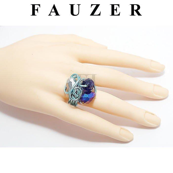Тонкие кольца Fauzer из проволоки