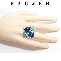 кольца Fauzer из проволоки