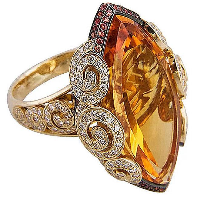 Изысканные серебряные кольца - как выбрать
