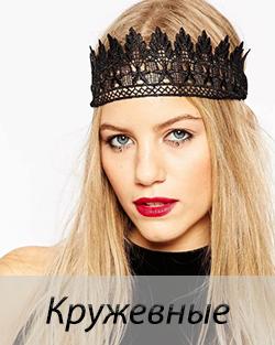 женские ободки для волос в интернет магазине брендовых товаров