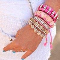 детские  браслеты  для девочки