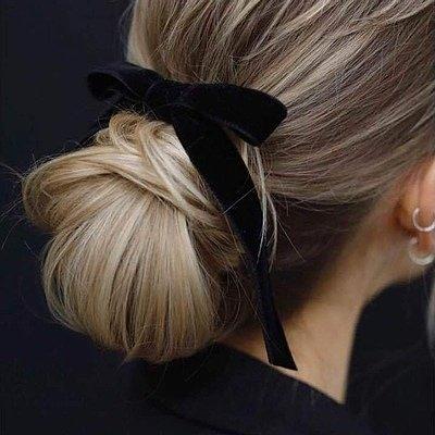 10 самых модных укладок  и стильных украшений для волос