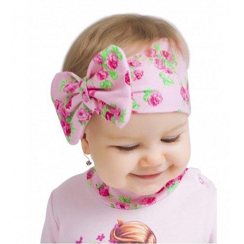 Детские повязки косынки