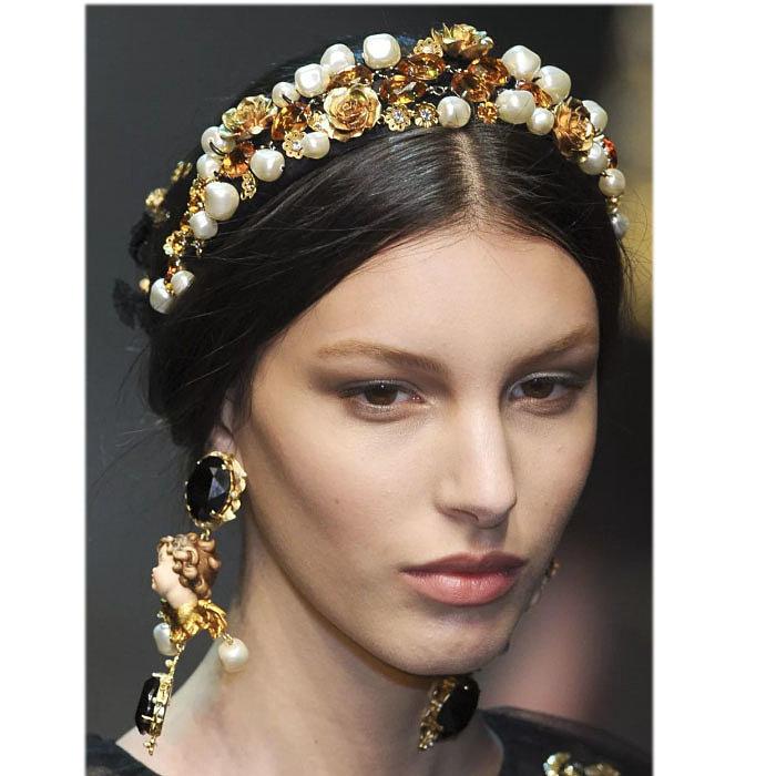 Бижутерия и аксессуары для волос Dolce & Gabbana