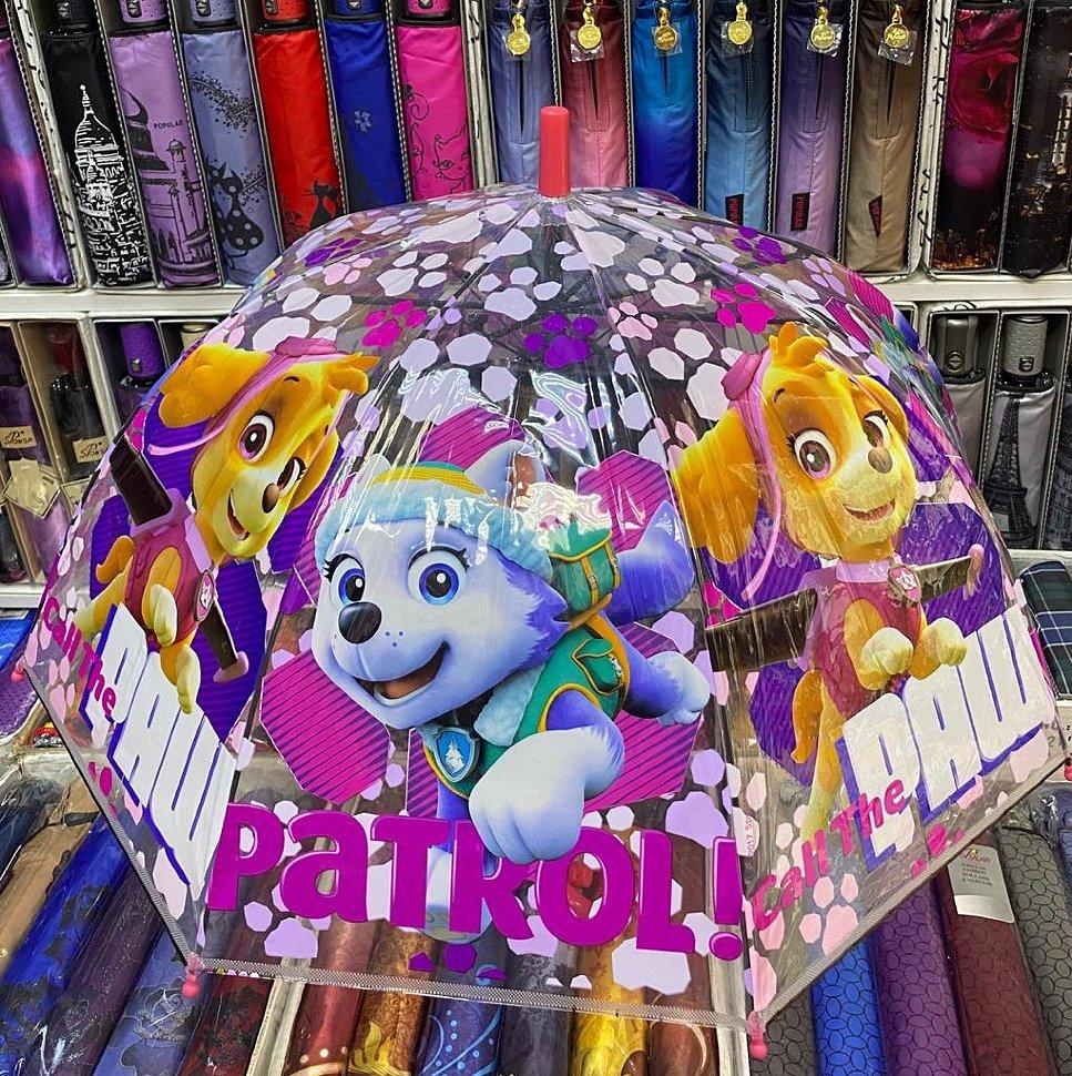 Зонты оптом от производителя по низким ценам  детские