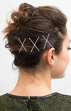 невидимка для волос