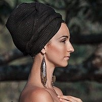 Чалма женская на голову