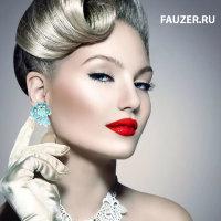 серьги женские купить в интернет магазине Fauzer