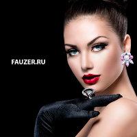 Серьги бижутерия интернет магазин Fauzer